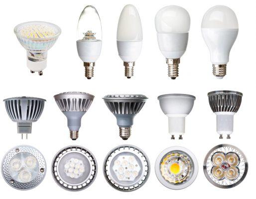 تعمیرلامپ LED